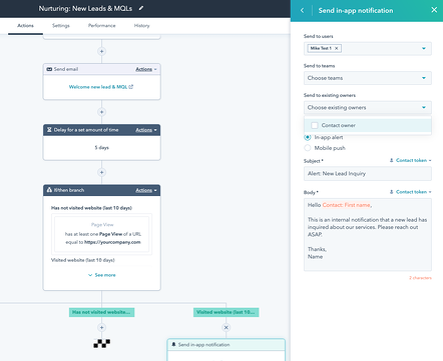 Automate dozens of tasks beyond just email-AdNIKA Marketing Automation